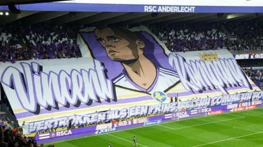 Kompany suffers shock home loss in first league game as Anderlecht player-manager. GOAL