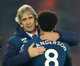Anderson has been praised by his manager. GOAL