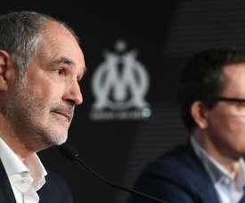 Khacef, ce latéral gauche algérien qui 'rêve de jouer à l'OM'. GOAL