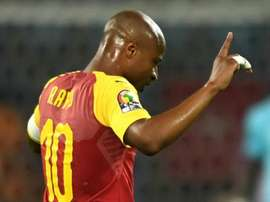 Le Ghana tenu en échec malgré les frères Ayew. Goal