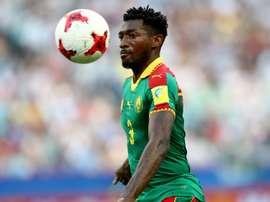 L'international camerounais est dans le viseur du club anglais. Goal