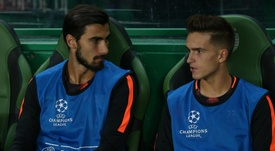 Gomes and Suarez will both receive treatment in Barcelona. GOAL