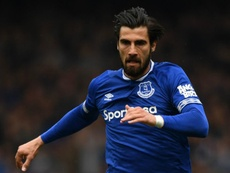 Andre Gomes has been charged for violent conduct. GOAL