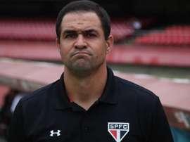 O técnico interino do 'Tricolor': André Jardine. GOAL