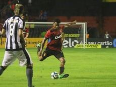 Andre Ribeiro Sport Recife Botafogo CdB 31052017
