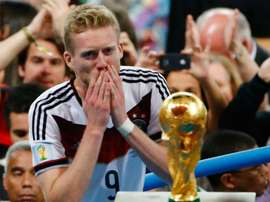 Andre Schurrle has retired from professional football. AFP