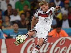Carrasco do Brasil no 7 a 1 é dispensado pelo Dortmund. EFE