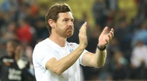 Villas-Boas a réagi à la victoire de l'OM à Lille. Goal