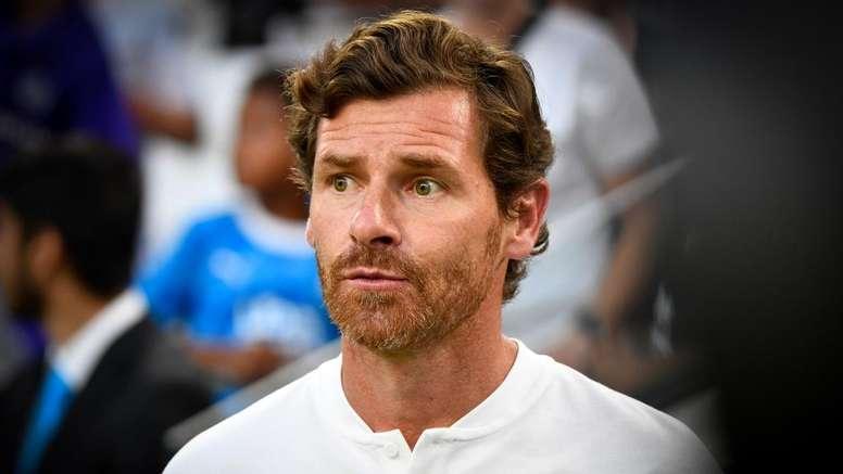 André Villas-Boas a des doutes sur l'absence de Depay. Goal