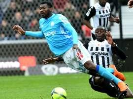 Zambo Anguissa en discussion avec Fulham. Goal