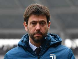 Andrea Agnelli admits health comes above football in Italy at the moment. GOAL