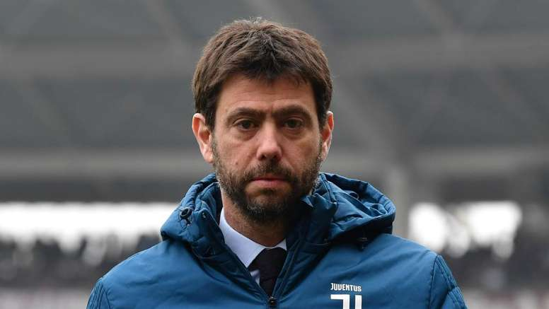 Andrea Agnelli of Juventus. GOAL