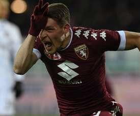 Andrea Belotti Torino Milan Serie A
