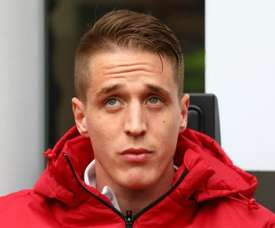 Conti is hoping to return against Inter. GOAL