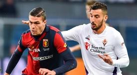 Genoa, Favilli annuncia: Stagione finita in anticipo
