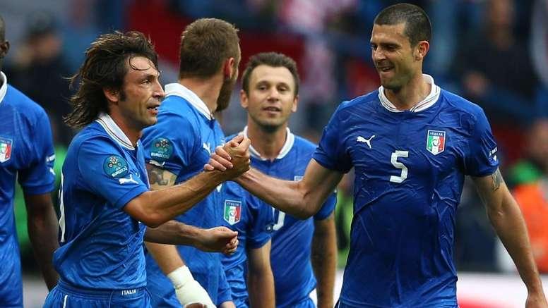 Thiago Motta et Andrea Pirlo décrochent leur licence UEFA Pro. goal