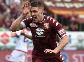 Belotti has avoided significant damage to his right knee. GOAL