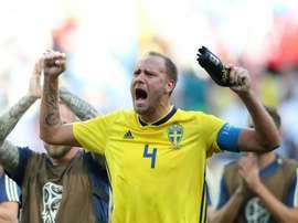 La Suède se débrouille bien sans Zlatan. AFP