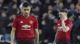 United a souffert. Goal
