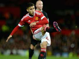 Andreas Pereira, Manchester United. GOAL