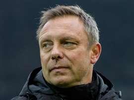 Breitenreiter had led Hanover to promotion to the Bundesliga in 2017. GOAL