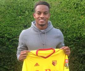 Watford sign Carrillo on loan from Benfica. Goal