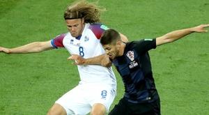 La Croatie affrontera le Danemark en huitième. GOAL