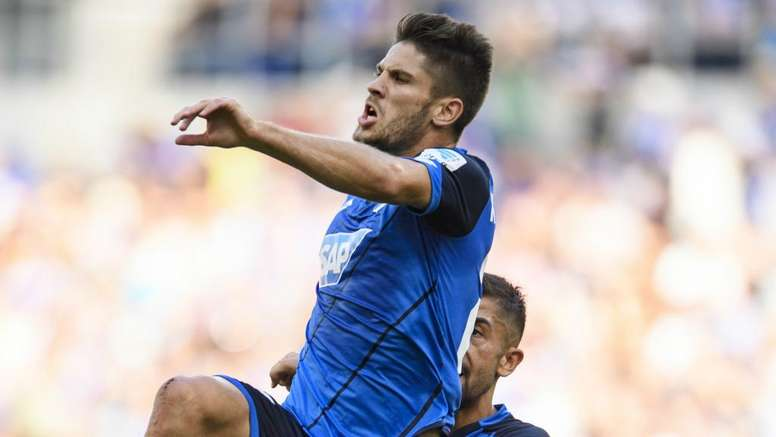 Kramaric was instrumental for Hoffenheim last season. GOAL