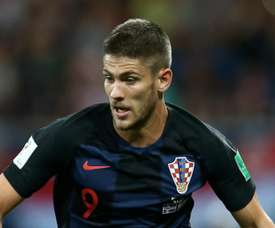 Kramaric found the net five times in the thumping win. GOAL