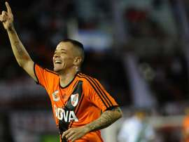 Andres DAlessandro River Plate. Goal