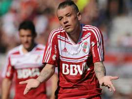 DAlessandro River Plate. Goal