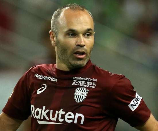 Veron confirms talks with Iniesta over Estudiantes move