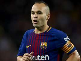 Tianjin Quanjian have rejected reports that they are after Iniesta. GOAL