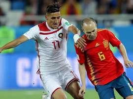 Espanha empata e passa em primeiro lugar no Grupo B. Goal