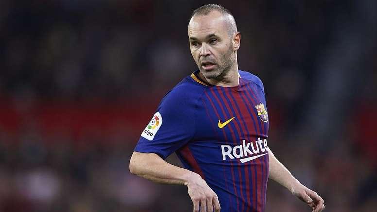Iniesta dará adeus ao Barça. Goal