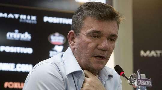 Andrés Sanchez promete um Corinthians mais forte em 2018. Goal