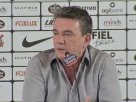 Corinthians: novo patrocinador, penhora e fogo amigo. EFE