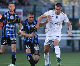 Andrew Jung vers un prêt à Quevilly-Rouen. Goal