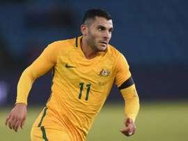 Técnico da Austrália: 'Acho que a Copa acabou para Nabbout'.Goal