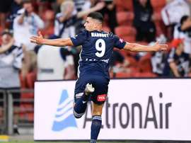 Nabbout strike downs Fowler's men. GOAL