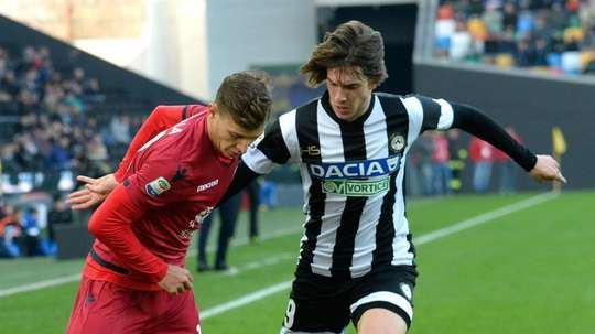 Prestito per l'Udinese. Goal
