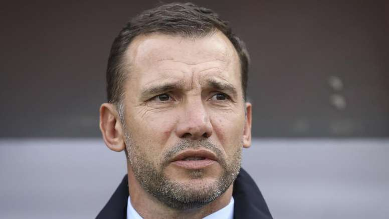 Shevchenko sees similarities between pandemic and Chernobyl disaster. AFP