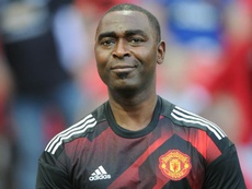 The former United great has joined Macclesfield's coaching set up. GOAL