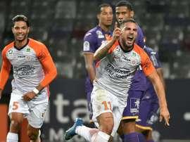 Montpellier s'installe sur le podium. Goal