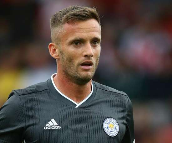Andy King joins Rangers on loan