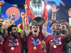It's forgotten about until we retire – Robertson says Champions League win is in the past