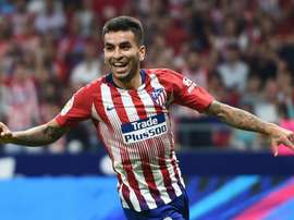 Correa is staying in Madrid. GOAL