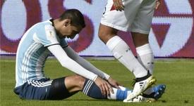 Di María diz que rasgou carta do Real que pedia que não jogasse final da Copa. AFP