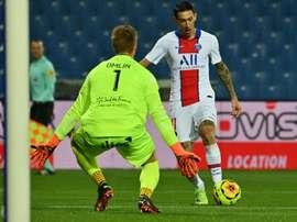 Montpellier-PSG (1-3) : Angel Di Maria, un retour au laser