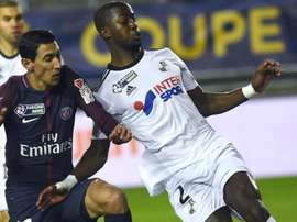 De Gouano en conflit avec Amiens. Goal